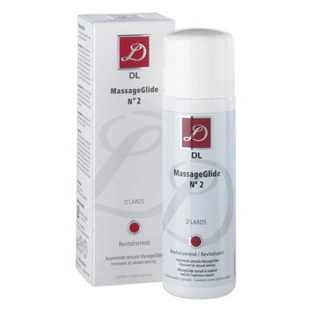 DL MassageGlide No2 - Revitaliserend