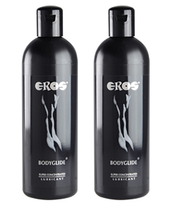 EROS Classic Bodyglide 1000 ml (2 PACK - € 52,50 P.ST.)