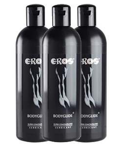 EROS Classic Bodyglide 1000 ml (3 PACK - € 50,00 P.ST.)
