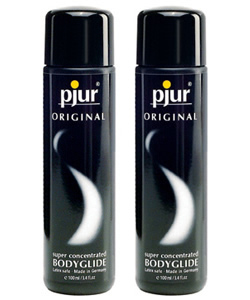 pjur ORIGINAL Bodyglide - 100 ml (2 Pack - € 7,99 p.st.)