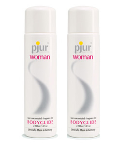 pjur WOMAN Bodyglide - 100 ml (2 pack - € 7,99 p.st.)