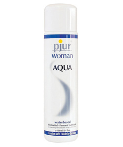 pjur WOMAN AQUA (glijmiddel) - 100 ml