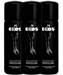 EROS Classic Bodyglide 500 ml (3 Pack - € 29,83 p.st.)
