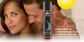 pjur LIGHT Bodyglide