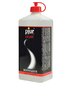pjur LIGHT Bodyglide - Literverpakking