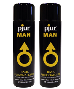 pjur MAN Basic Personalglide 250ml (2 Pack - € 18,50 p.st.)