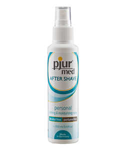 pjur med AFTERSHAVE spray - 100ml