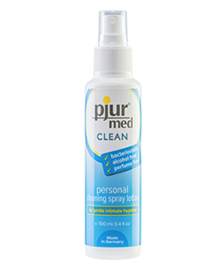 pjur med CLEAN spray - 100ml