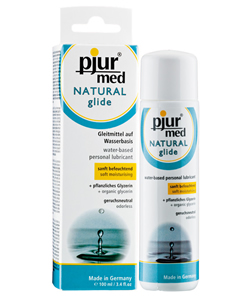 pjur med NATURAL glide - 100 ml