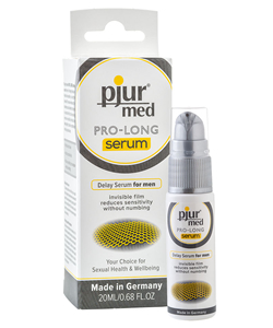 pjur med PRO-LONG serum - 20 ml