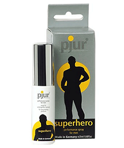 pjur Superhero - Performance Spray 20 ml